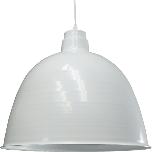 "Kitchen Dome Pendant Light Our REFLECTOR Comes In Ø 8"" 10"