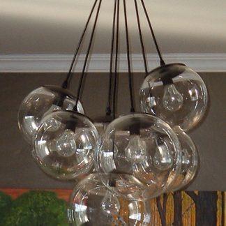Modern pendant chandelier