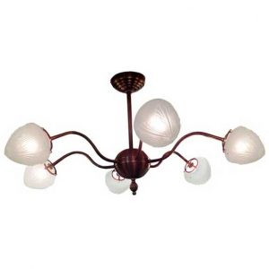 Pendant lighting chandelier fionn