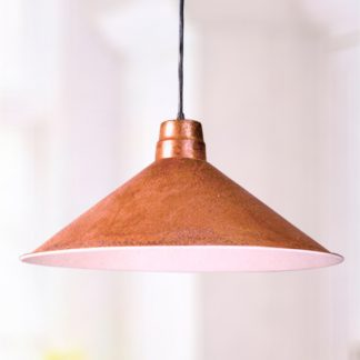rustic kitchen light