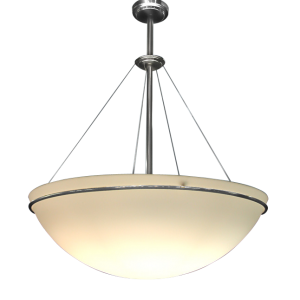 Pendant Dome classical church lighting fixture