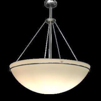 Pendant Dome classical church lighting fixture